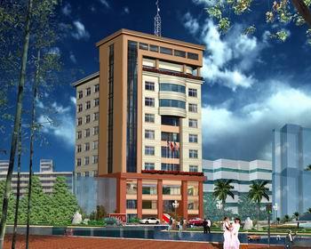 Khách sạn, Trung tâm thương mại