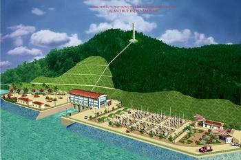 Ngành điện, thủy điện