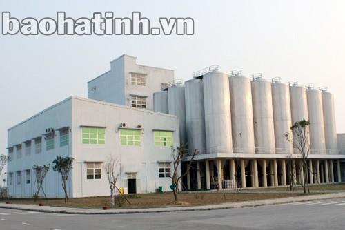 Đầu tư mở rộng nâng công suất nhà máy bia Hà Tĩnh