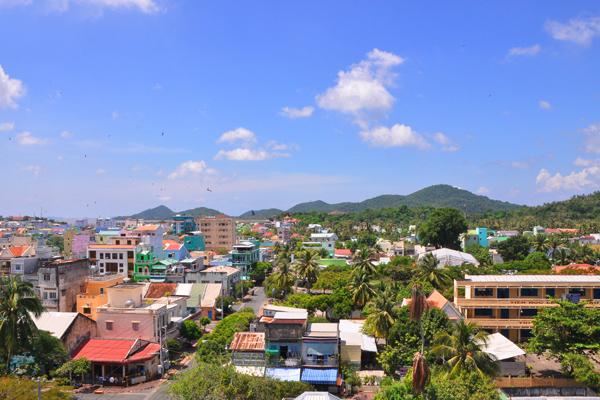Phát triển kinh tế xã hội Thị xã Hà Tiên, Tỉnh Kiên Giang đến năm 2020 và tầm nhìn đến năm 2030