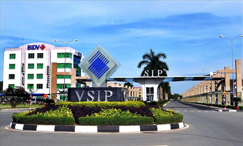 Dự án khu công nghiệp VShip Hải Phòng