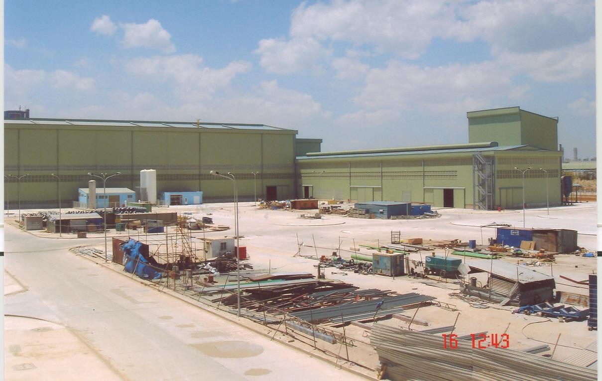 Nhà máy thép cán nguội Phú Mỹ
